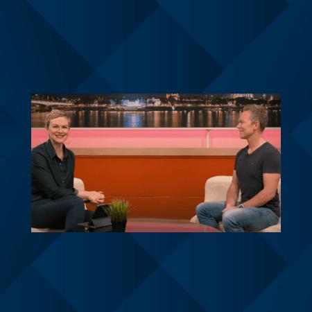 Karen Heinrichs interviewt Thomas